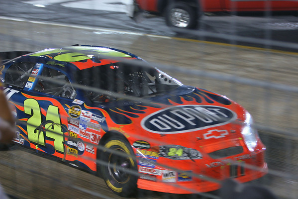 2005 BRISTOL NIGHT RACE FAVORITES