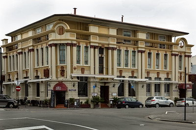Art Deco Napier NZ