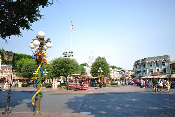 Disneyland September 3 2009