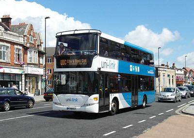 Scania Omnicity - Unlink fleet