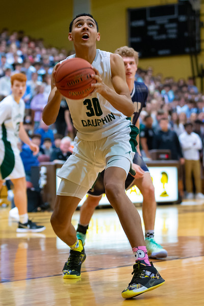 2019-20 Mid Penn Conference Championship Game   Central Dauphin vs. Bishop McDevitt   February 13, 2020