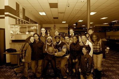 EW Bowling Night
