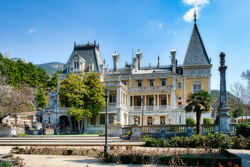 Alexander III Palace