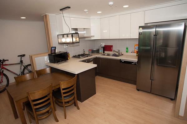 Greg's Osan Apartment