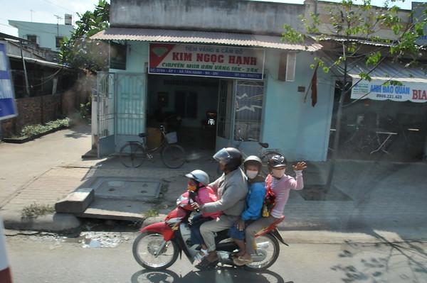 Cu Chi Tunnels - Saigon Viet Nam