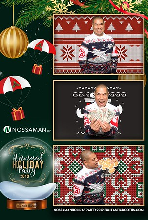 Nossaman LLP Annual Holiday Party 2019