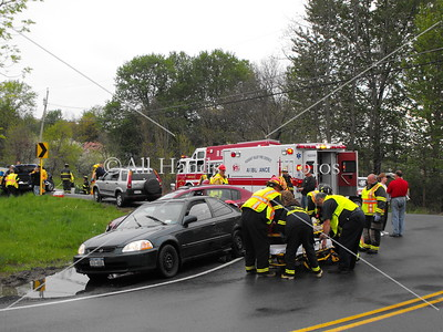 20090503 - Pleasant Valley - Motor Vehicle Accident