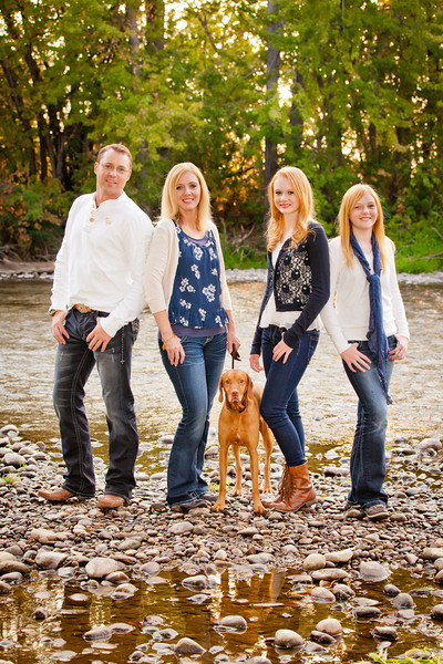 Mickelson Family