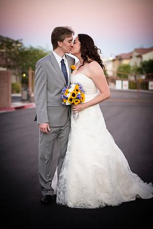 Stephanie and Brett