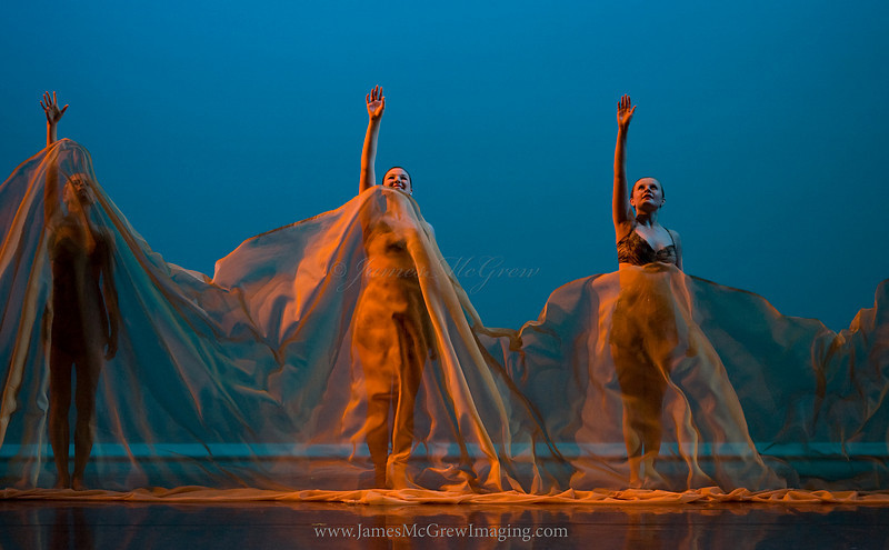 "Lake Oswego Academy of Dance production, ""Allegria."""
