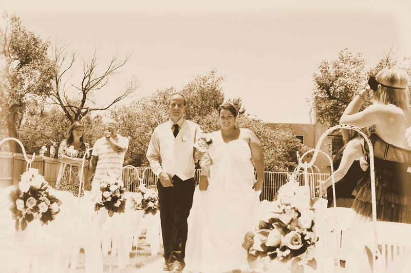 Rachel and Daddy Walking down the wedding isle.jpg