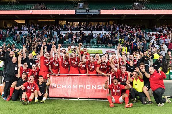 BUCS Championship finals 2017