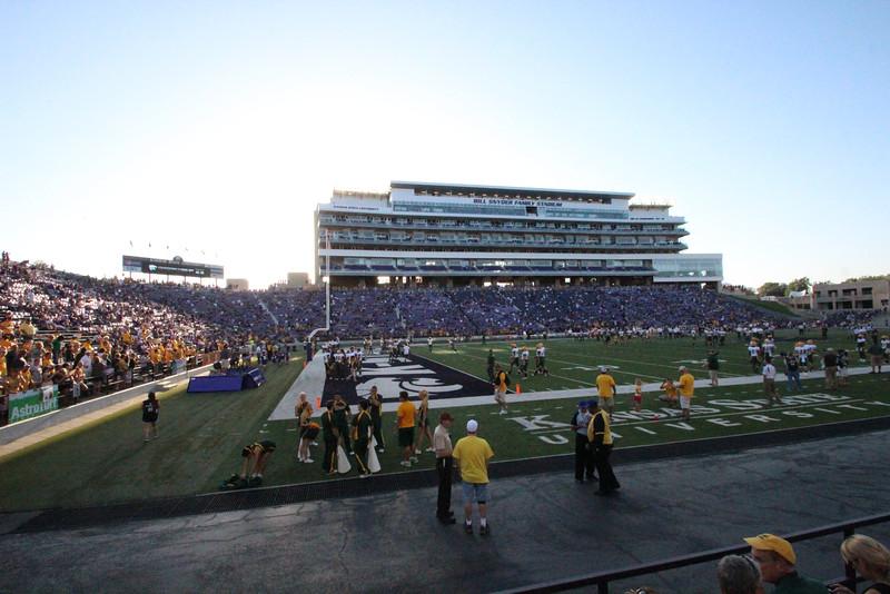 2013 Bison Football - Kansas State 014.JPG
