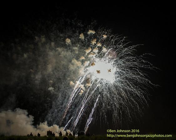 Atlantic City Fireworks 2016