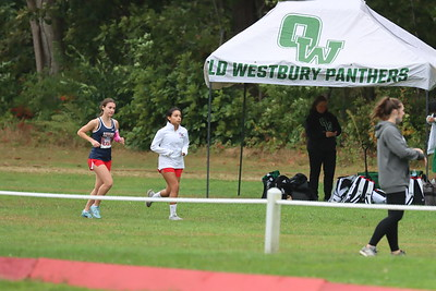 10.10.21 Queens College Cross Country at Golden Eagle Invitational