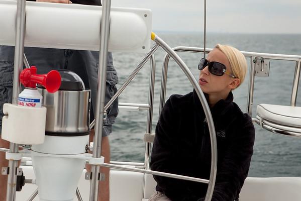 Sailing Trip August 2010
