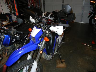 2008 Yamaha WR250R