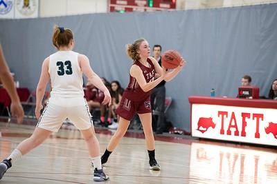 2/19/20: Girls' Varsity Basketball v Williston