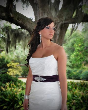 Sarah Broussard-Bridals