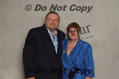 2013 - South Ridge Mr Cooper's Retirement - Party Key Chains