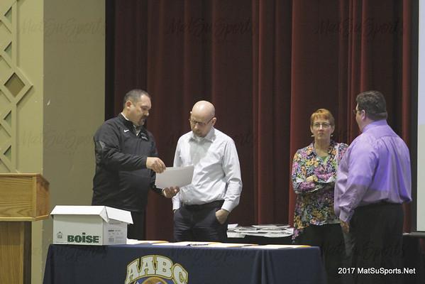 2017 AABC Senior All-Star Awards and Banquet 4-14-2017