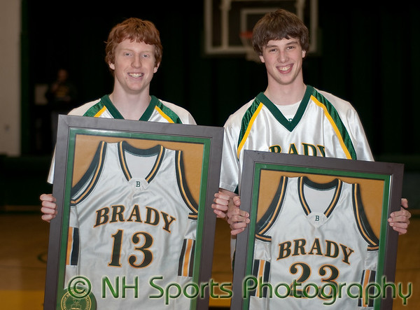 Brady Vs. Pembroke - Sr. Night