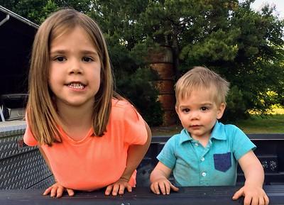 Leslie Family