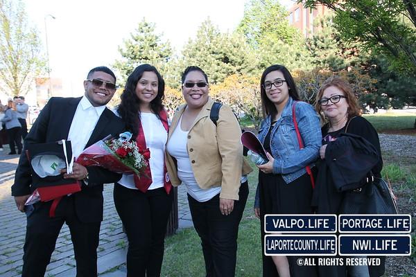 Indiana University Northwest Graduation 2017