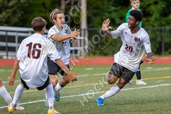 Canton-Oliver Ames Boys Soccer - 09-13-21