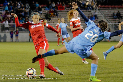 Washington Spirit v Sky Blue FC (6 May 2017)
