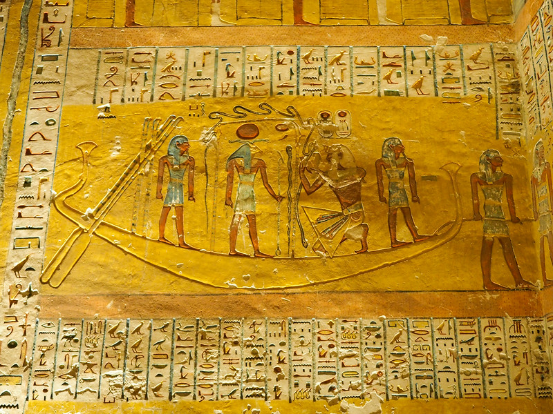 Tomb of Ramses IV