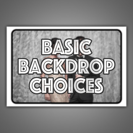 Basic Backdrops