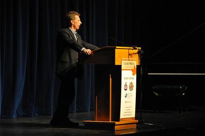2009 - IB Speaker Series