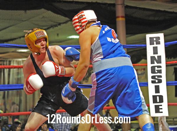 Tyler Walsh (Cory) vs Nick Pinero (Freddies) Bout # 5