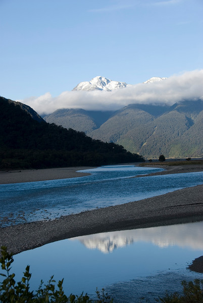 View from Haast Pass, NZ