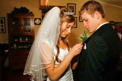 Pre Wedding Prep