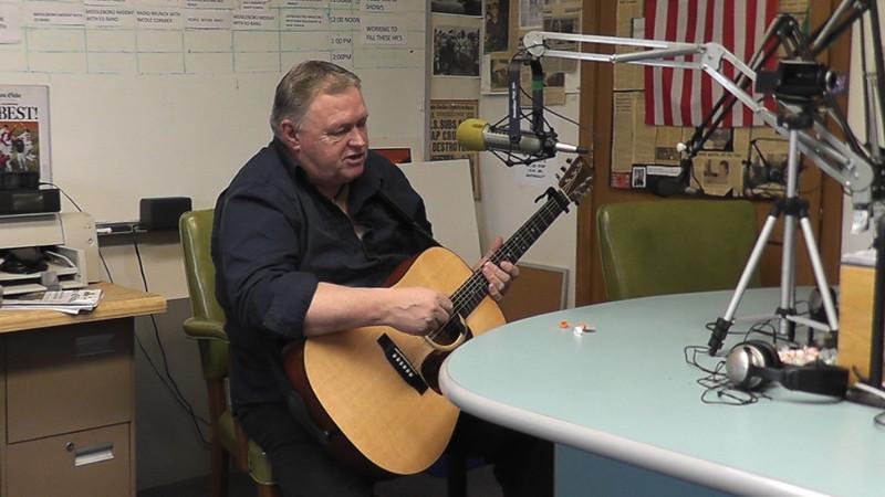 Joe MacDonald Sings Live  02-24-2013