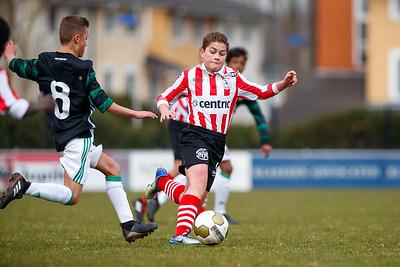 Sparta JO13 - Feyenoord JO13 (31-03-2018)