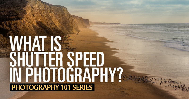 Learning Shutter Speed With Shutter Speed Chart