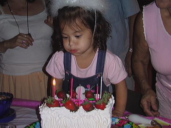 2nd Birthday 2005 Photos