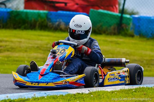 Motorsport Ireland Karting Championship 2015 - Round 6 - Whiteriver