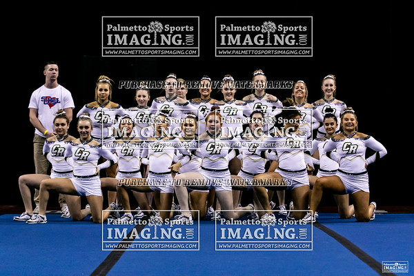 Catawba Ridge-2019 State Cheerleading Championship