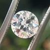 1.13ct Old European Cut Diamond, GIA H SI1 3
