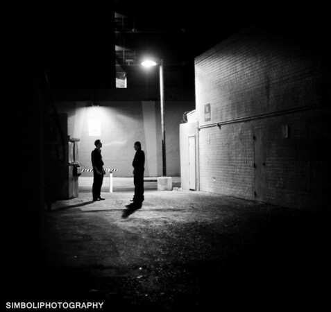 Street Photography - Silhouette Studies