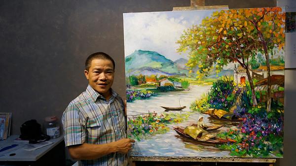 Biography - Lam Duc Manh