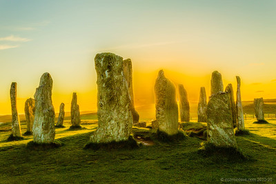 Images for slideshow 1: Stone Circles in Northern Great Britain 1