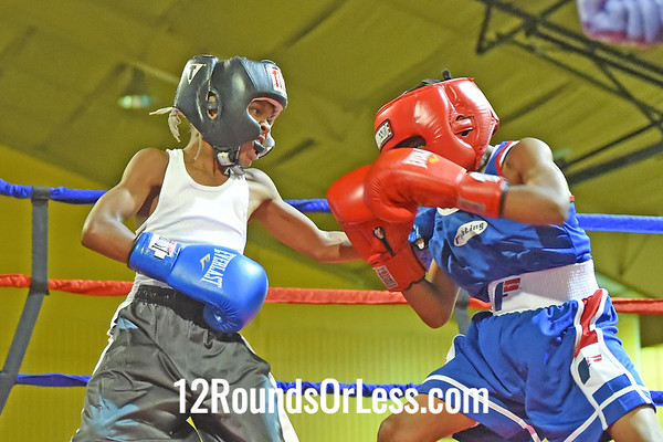 2014-Nov. 8, Rockin' in the Ring, King's Gym, Warrensville Hts, OH