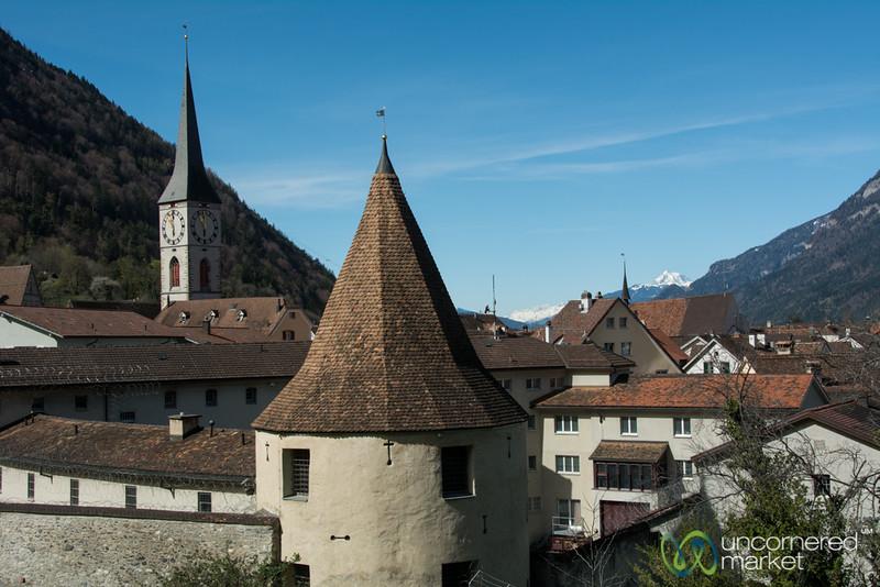Chur City View - Switzerland