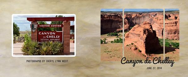 Canyon de Chelley 2014