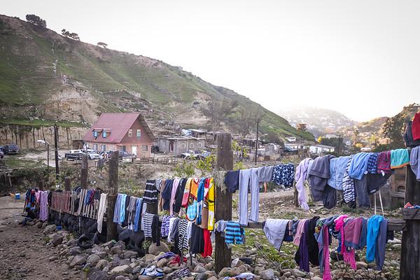 Tijuana's migrant refugee shelters